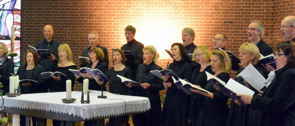 Mass in Blue Gerlingsen
