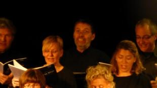 Adventssingen im Theater Dortmund
